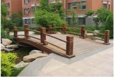 防腐木木桥3