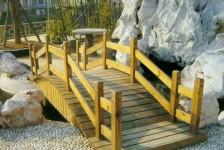 聊城防腐木木桥