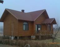 聊城防腐木建筑