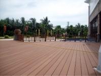 木塑长条地板