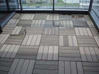 聊城木塑地板