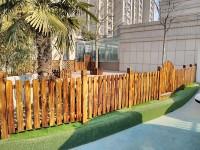 防腐木护栏12