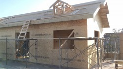 防腐木小木屋
